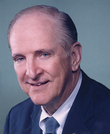Rep. Sam Johnson (R TX-3)