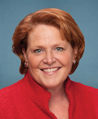 Sen. Heidi Heitkamp (D ND)