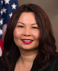 Sen.Tammy Duckworth (D IL)